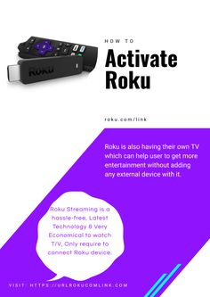 roku.com/link create account