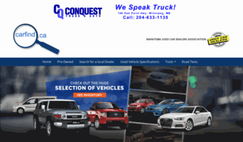 used truck dealers winnipeg