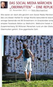 Werbeagentur Graubünden