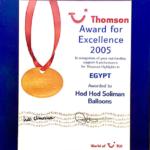 egypt hot air balloons